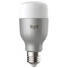Лампа светодиодная Xiaomi Mi LED Smart Bulb White & Color (MJDP02YL), E27, 10Вт (Цвет: Gray)