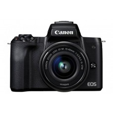 Фотоаппарат Canon EOS M50 Kit 15-45 IS STM (Цвет: Black)