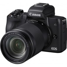 Фотоаппарат Canon EOS M50 Kit 18-150 IS STM (Цвет: Black)