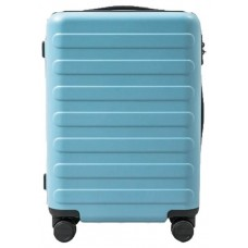 "Чемодан Xiaomi 20"" 90 Points Rhine Flower Suitcase (Цвет: Blue)"